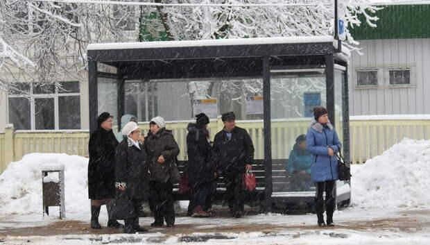 Водителю автобуса в Подольске сделали выговор за проезд остановки «Кутузово‑2»