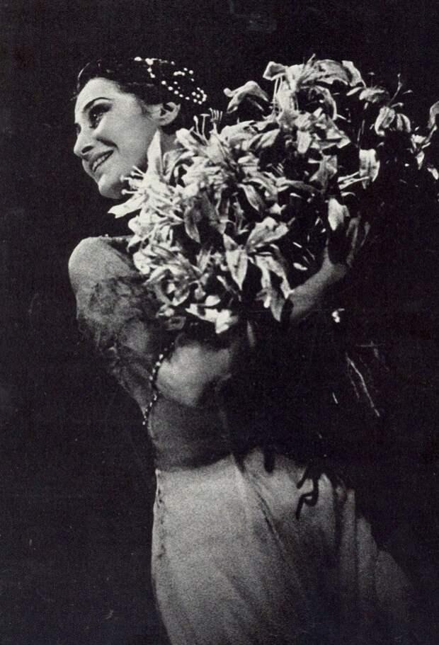 Несравненная Майя: редкие фото великой балерины