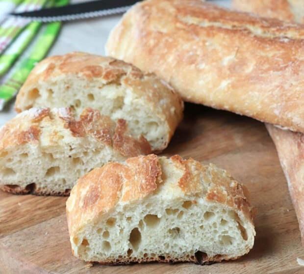 Итальянский хлеб «Стирато»