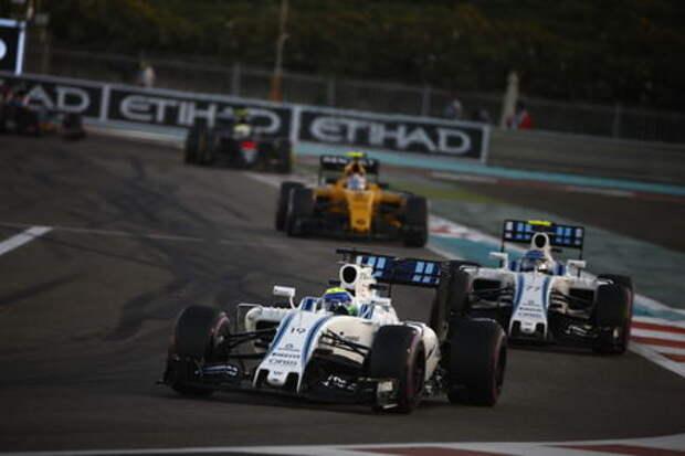 Формула 1 в 2017 году: календарь и составы команд
