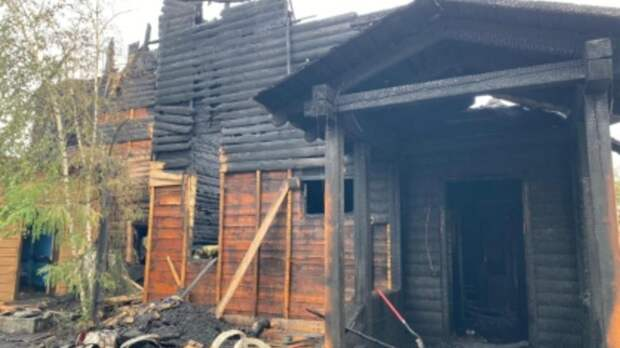 СК возбудил дело после пожара с тремя погибшими в Якутске