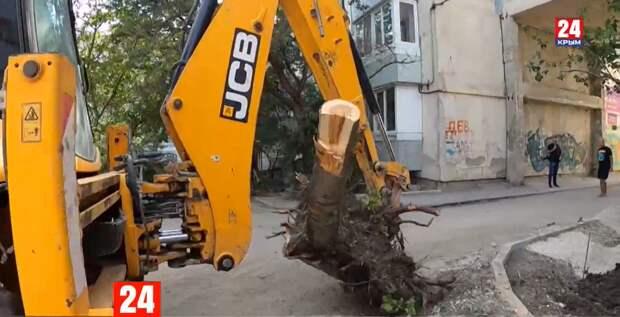 8 млн рублей выделили на благоустройство двора в Феодосии