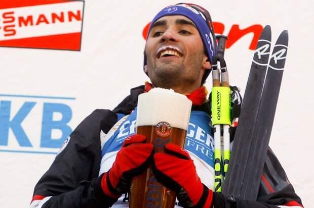Фуркад: жду от российских биатлонистов приглашения выпить водки