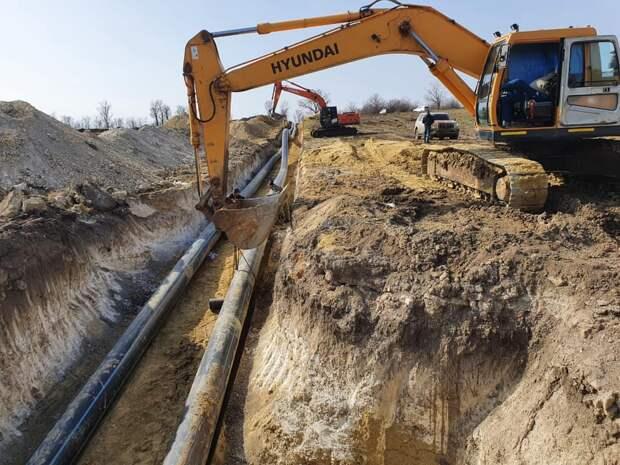 В апреле Симферополь начнёт получать воду из Бештерек-Зуйского водозабора