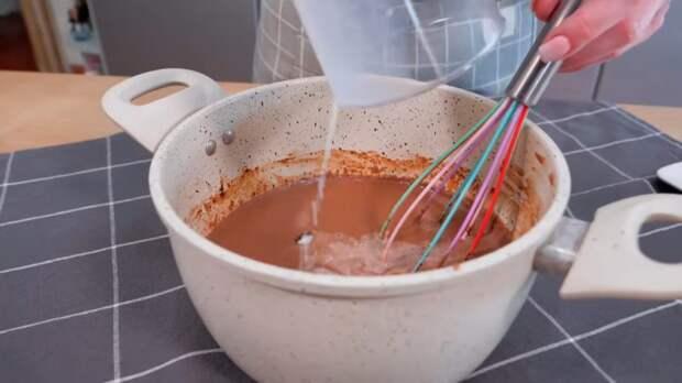 Замените этим пирогом все сладости в доме. Шоколадное блаженство к чаю
