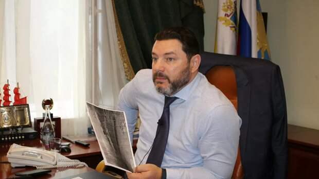 Упавший с электросамоката глава Кисловодска находится в искусственной коме