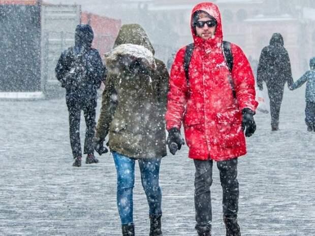 Вильфанд допустил вероятность снегопада в Москве в мае
