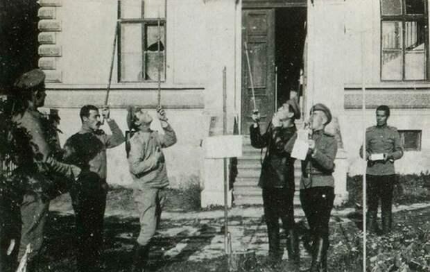 Как русские солдаты Первой мировой использовали мыльные пузыри в разведке