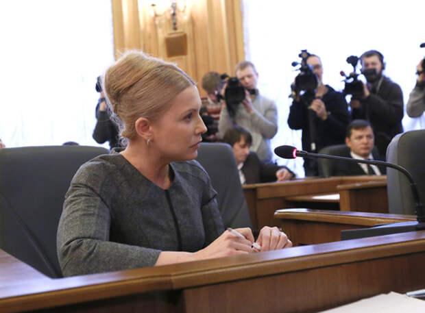 Тимошенко сменила прическу: опубликованы фото - фото 1