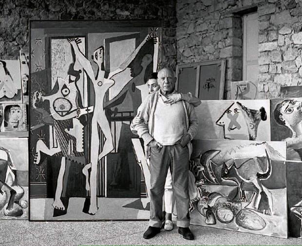 История любви: Пабло Пикассо и Жаклин Рок, image #1