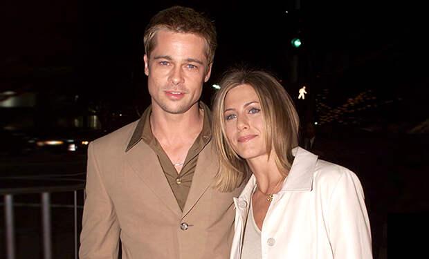 Впервые на экране с 2001 года: Дженнифер Энистон и Брэд Питт анонсировали участие в новом проекте