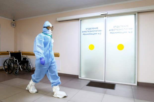 Лечение от ковида в стационарах Кубани проходят более 3000 пациентов