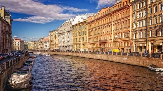 Петербург 7 июня ожидает солнечная и жаркая погода