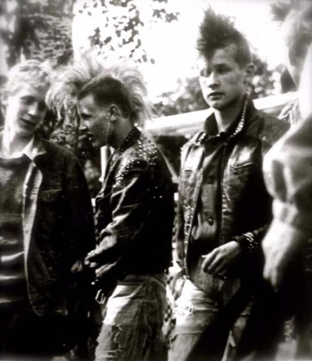 70 искренних фотографий эстонской панк-культуры 1980-х годов 64