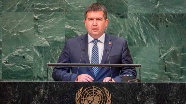 Вам инеснилось: Россия показала Чехии, каким сильным может быть ееотпор