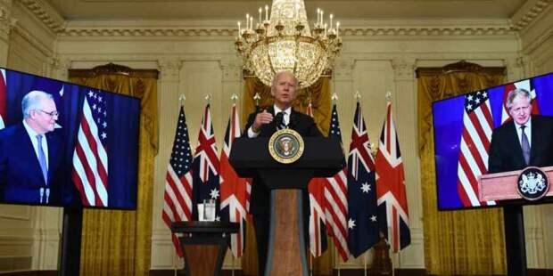 Кедми: новый военный альянс англо-саксонских держав направлен против России