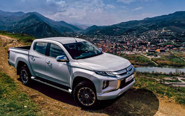 Обновленный Mitsubishi L200: все изменения для России