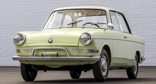 Редкий BMW 700 Luxus продают на аукционе