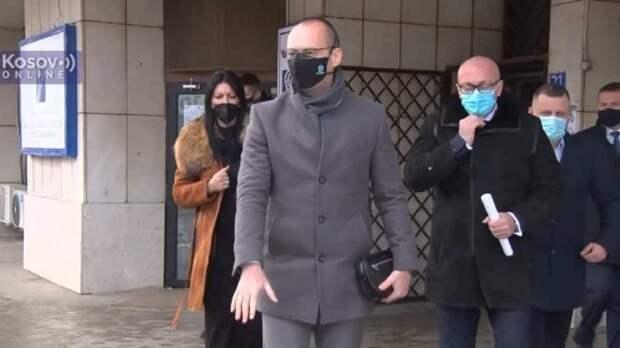 Албанцы оскорбляли и провоцировали лидеров партии «Сербский список» в Приштине