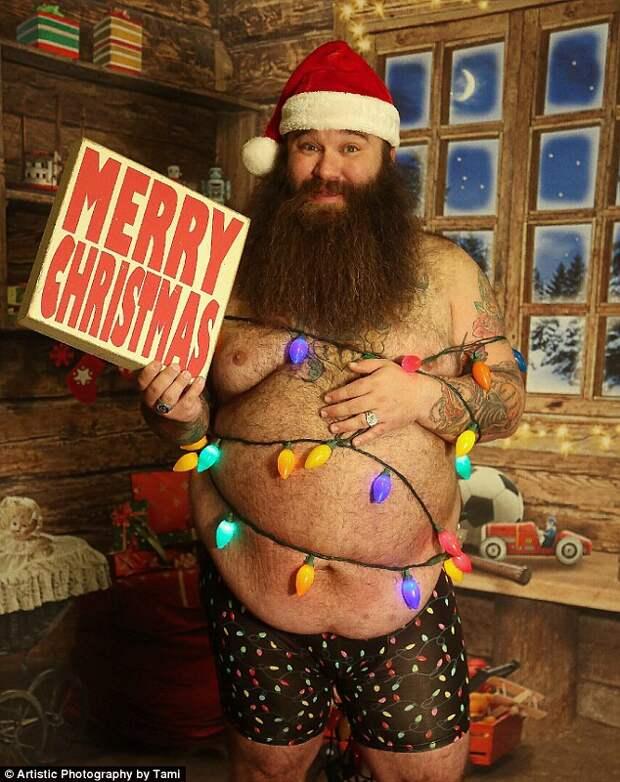 Бродуар «Плохой Санта» в исполнении веселого Джошуа Вароззы