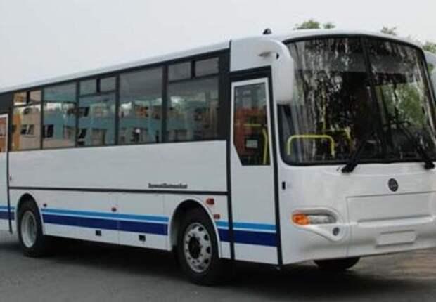 В Краснодаре продлят автобусный маршрут № 105А