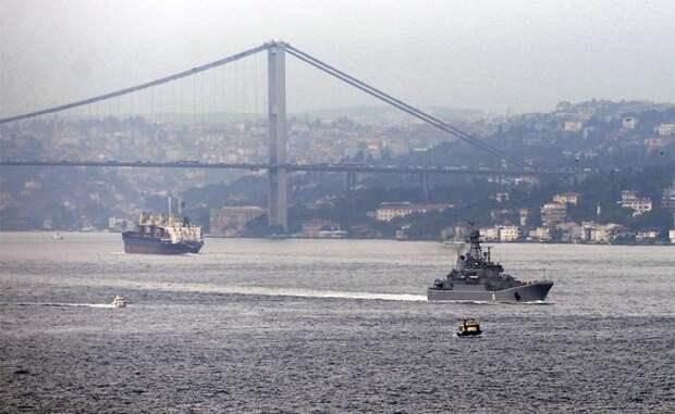 Власть над Черным морем: вековое проклятье России