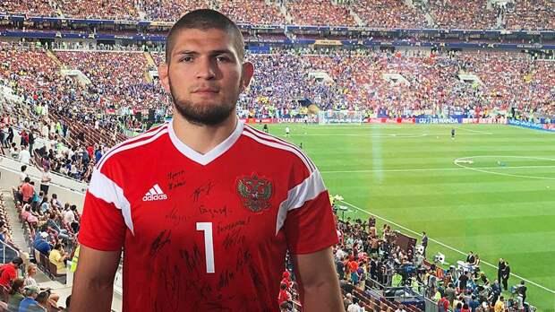 А. Емельяненко: «1 или 2 футбольных матча Хабиб провести сможет, но не более»