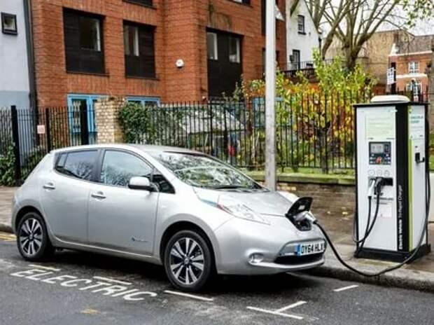 Зарядить электрокары можно будет на трассе «Таврида»
