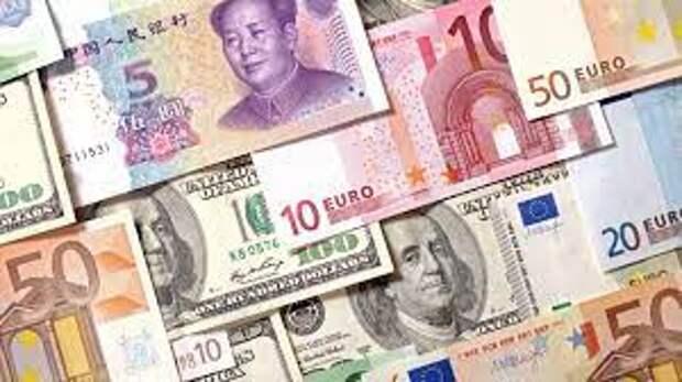 Официальные рыночные курсы валют на 19 мая установил Нацбанк Казахстана