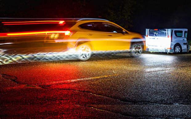 Системы активной безопасности – тест на полигоне и дорогах