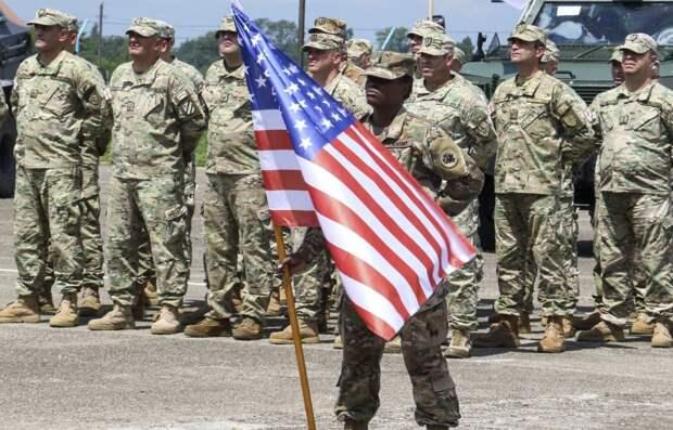В учениях на Украине примут участие военные США и Великобритании
