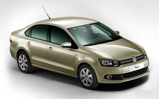 Volkswagen Polo Sedan с пробегом: полный список проблем