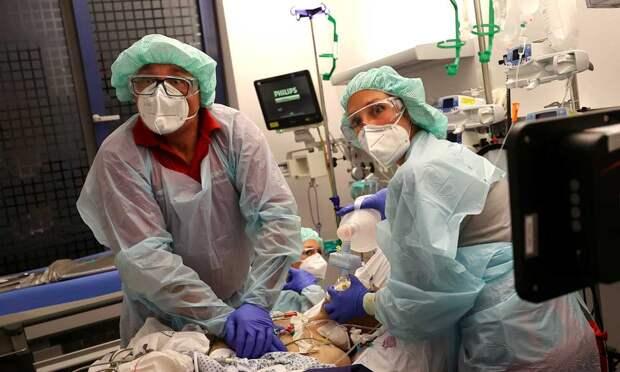 Ученые назвали симптомы «ковида», повышающие риск смерти в шесть раз