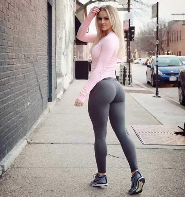 Красивые, стройные и спортивные девушки в хорошей форме
