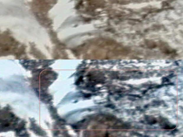 НЛО и секретные базы в Антарктиде