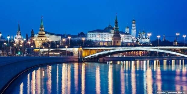 Москва получила главную премию World Travel Awards. Фото: М.Денисов, mos.ru