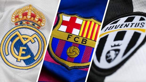 УЕФА объявил войну «Барсе», «Реалу» и «Ювентусу». Клубы исключат из Лиги чемпионов?