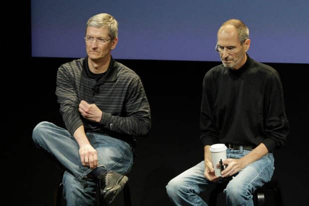 Как Тим Кук сделал Apple своей компанией