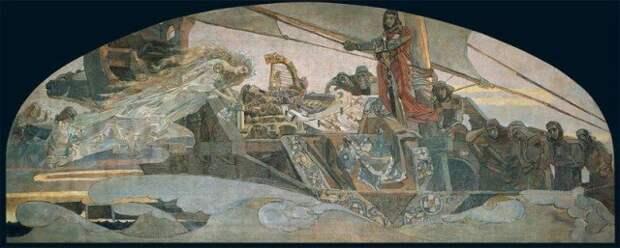 Семь самых скандальных картин Третьяковской галереи