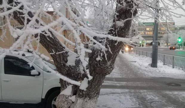 ВОренбуржье вернутся 25-градусные морозы