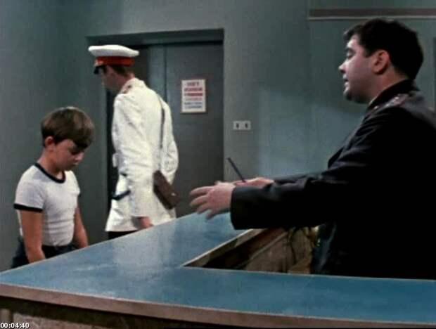 Классика советского кино: Тайна железной двери (1971)