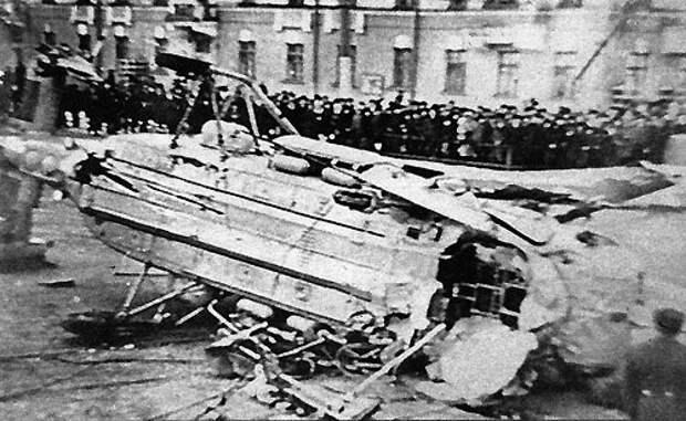 В Казани 34 года назад на оживленный перекресток рухнул новейший вертолет Ка-27