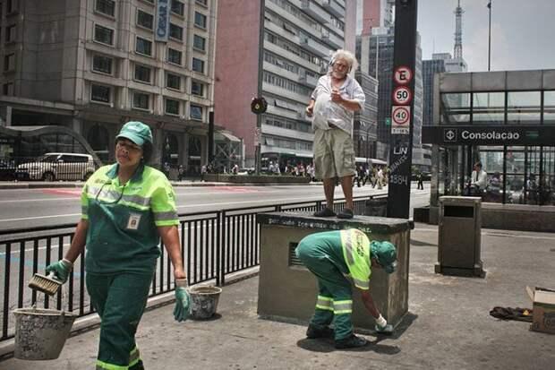 Знакомство с Сан-Паулу
