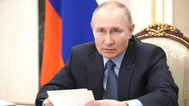 Путин опроверг информацию о предоставлении Ирану современных спутниковых систем