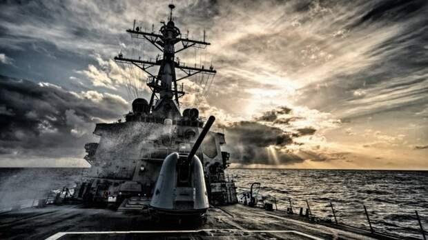 Беспилотный корабль ВМС США преодолел восемь тысяч километров автономно