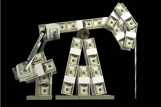 Цены на нефть Brent WTI