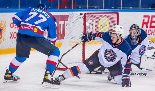 ХК «Южный Урал» завершает первую выездную серию сезона матчем с «Ладой»