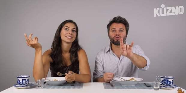 Табани с бешамель и ягоды с запахом пяток: итальянцы познакомились с кухней Удмуртии. 18+