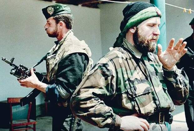 Как бывшее знакомство в Чечне спасло жизнь нашим бойцам