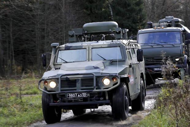 В Западном военном округе стартовало учение по управлению войсками